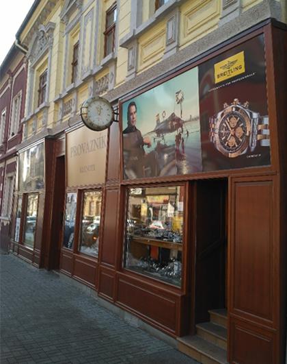 store Chomutov Blatenská st.