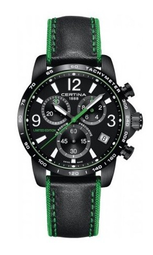 DS Podium Chronograph WRC