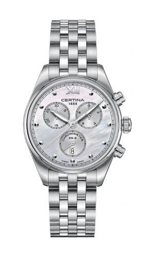 DS 8 - CHRONOGRAPH LADY