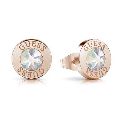 náušnice Shiny Crystals