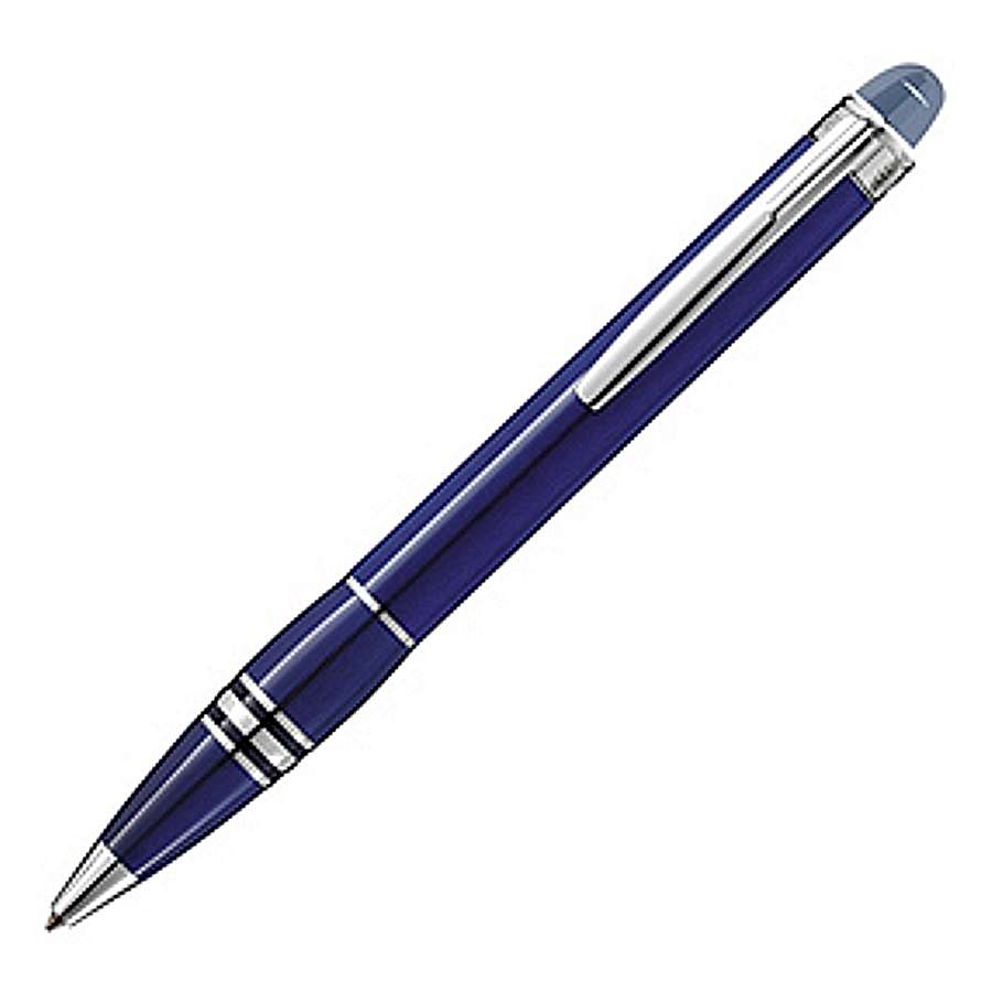 MB Starwalker Cool Blue Ballpoint pen