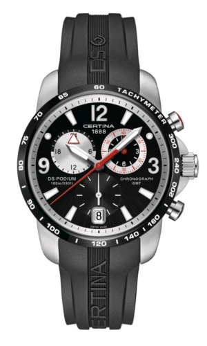 DS PODIUM BIG CHRONO GMT