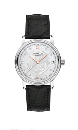 TRADITION AUTOMATIC MOTHER OF PEARL DIAL