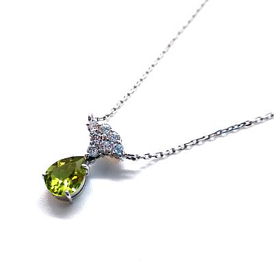 olivín a diamanty