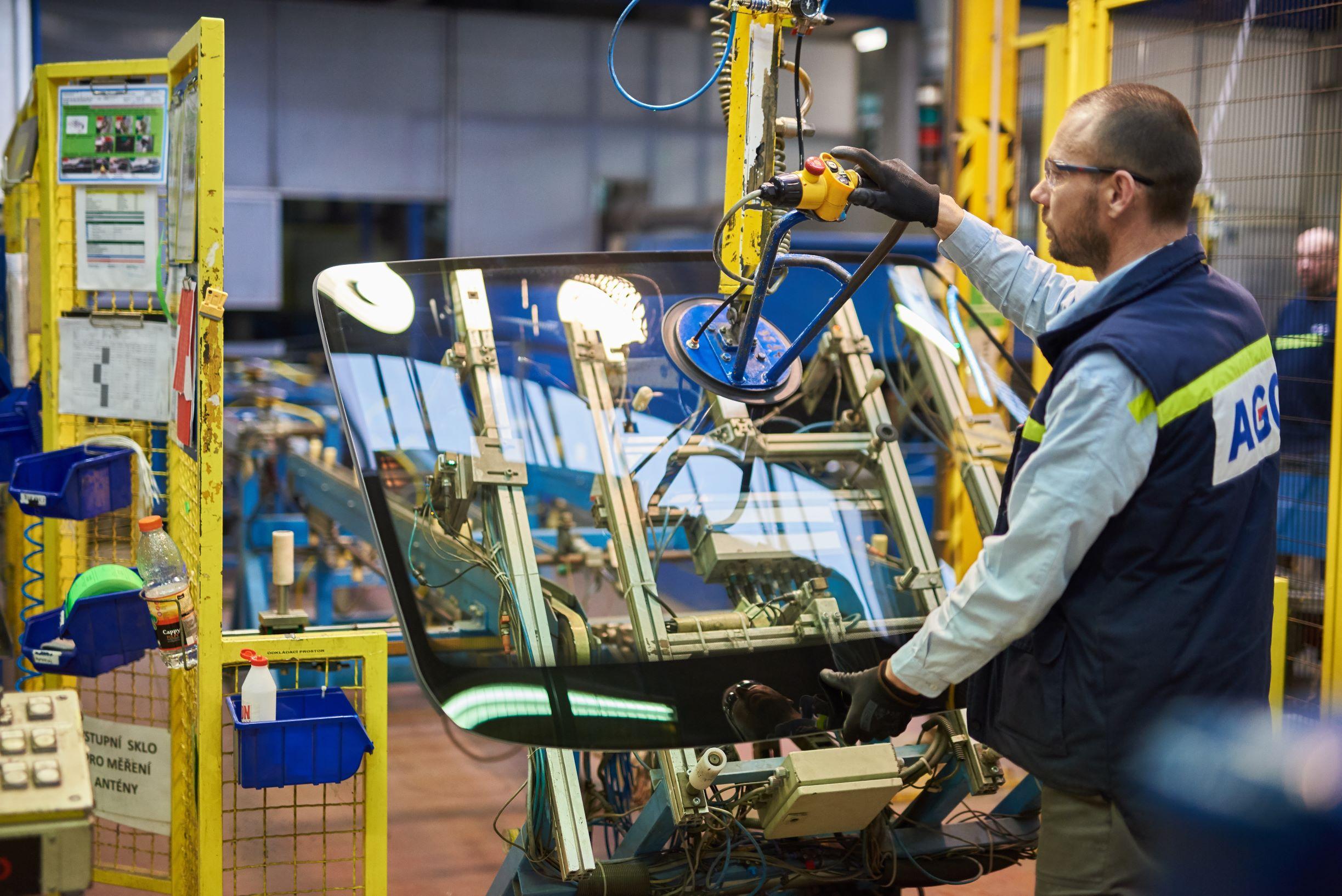 AGC Automotive je největším vývozcem v kraji a jedním z největších v ČR