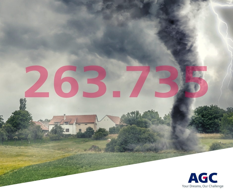 Čtvrt milionu z AGC Automotive pošlou na pomoc lidem a obcím po tornádu