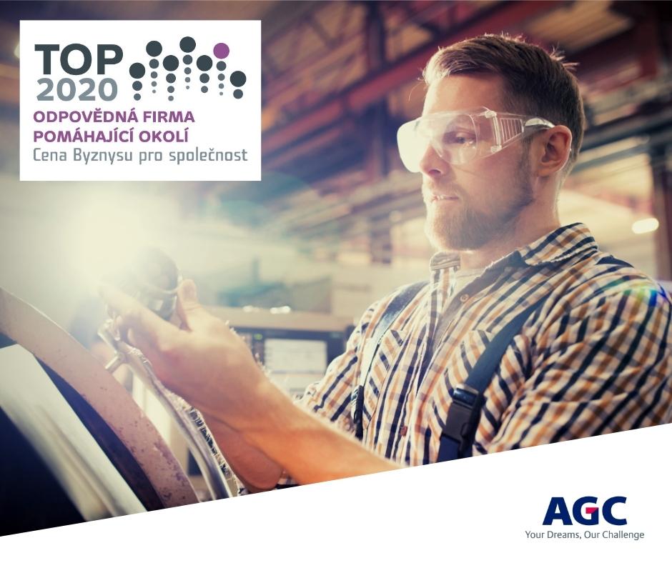 Technowizz od AGC je mezi TOP projekty podporujícími okolí v Česku