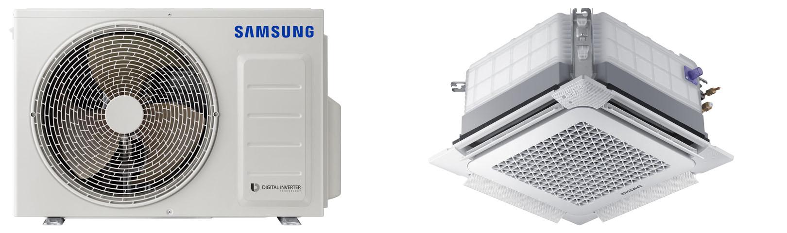 enconsult.cz komerční klimatizace Samsung