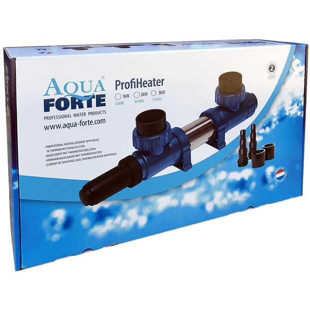 Aqua Forte profesionální průtokový ohřívač VA 3 kW