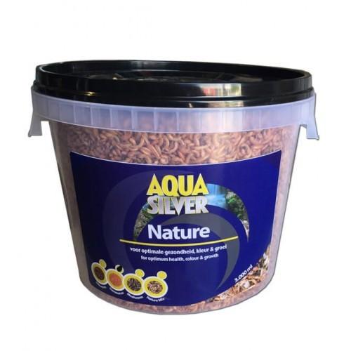 Aqua silver Krevety 3 l