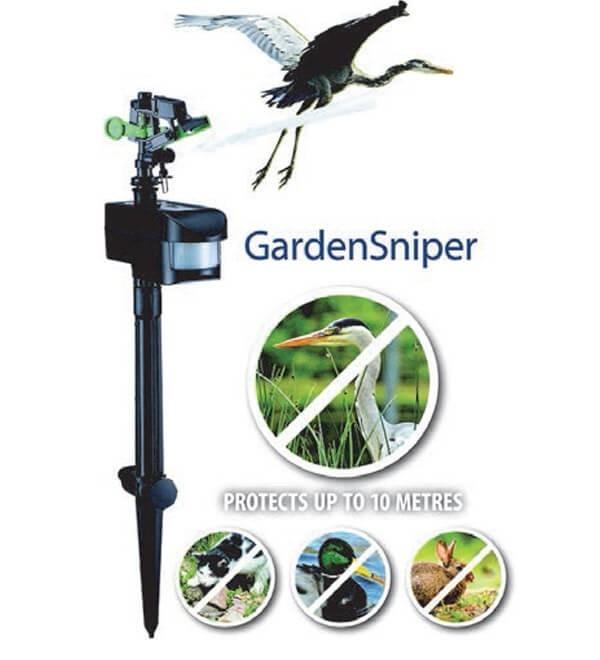 AquaForte Garden Sniper
