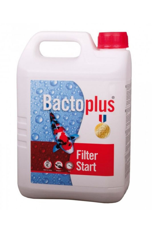 Bactoplus Filterstart RED 5L (100 000L)