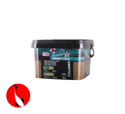 Colombo morenicol lernex food