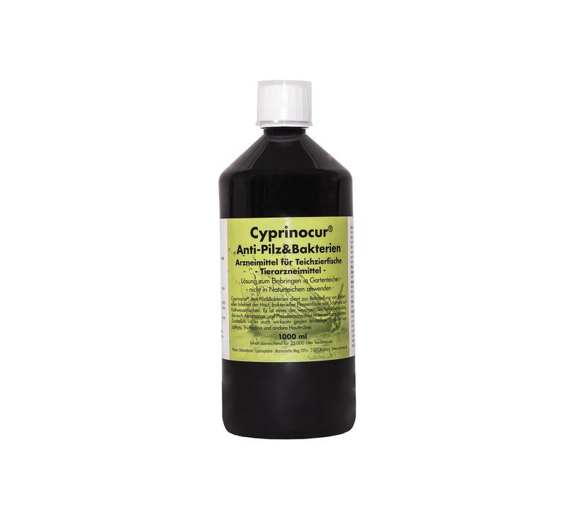 Cyprinocur Acriflavine 1000 ml