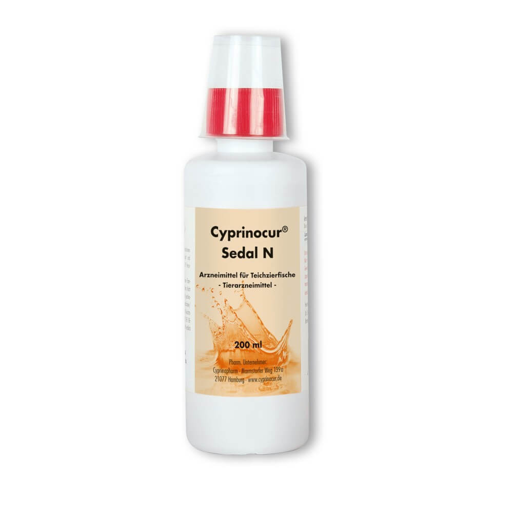 Cyprinocur Sedal N sedativum 200 ml