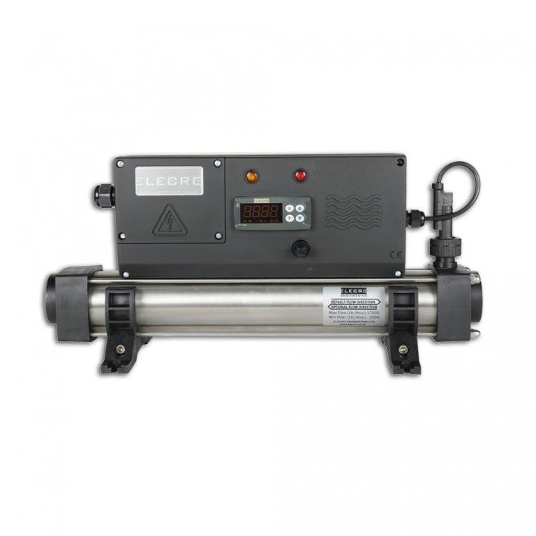 Elecro průtokový ohřívač vody s digitálním termostatem 2-kW