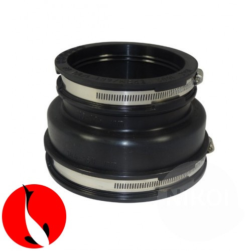 EPDM redukce 125x110mm