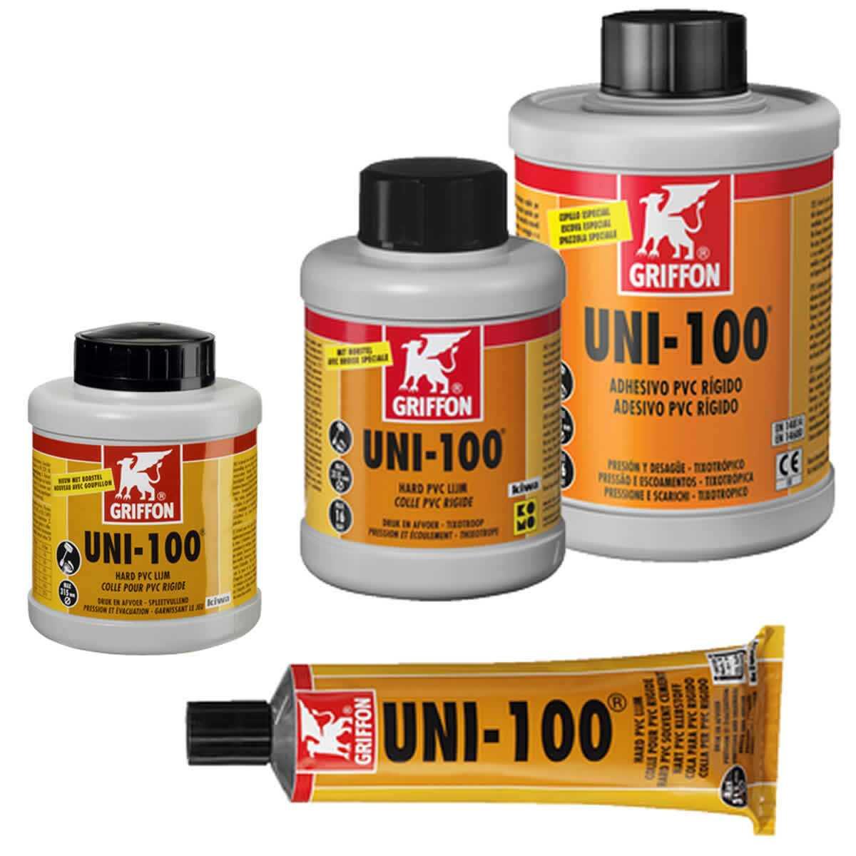 Griffon Uni-100 lepidlo 125g