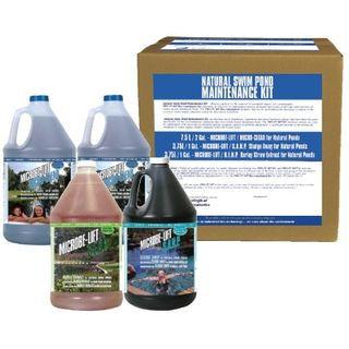 Microbe-Lift Natural Algae Control 4 litry