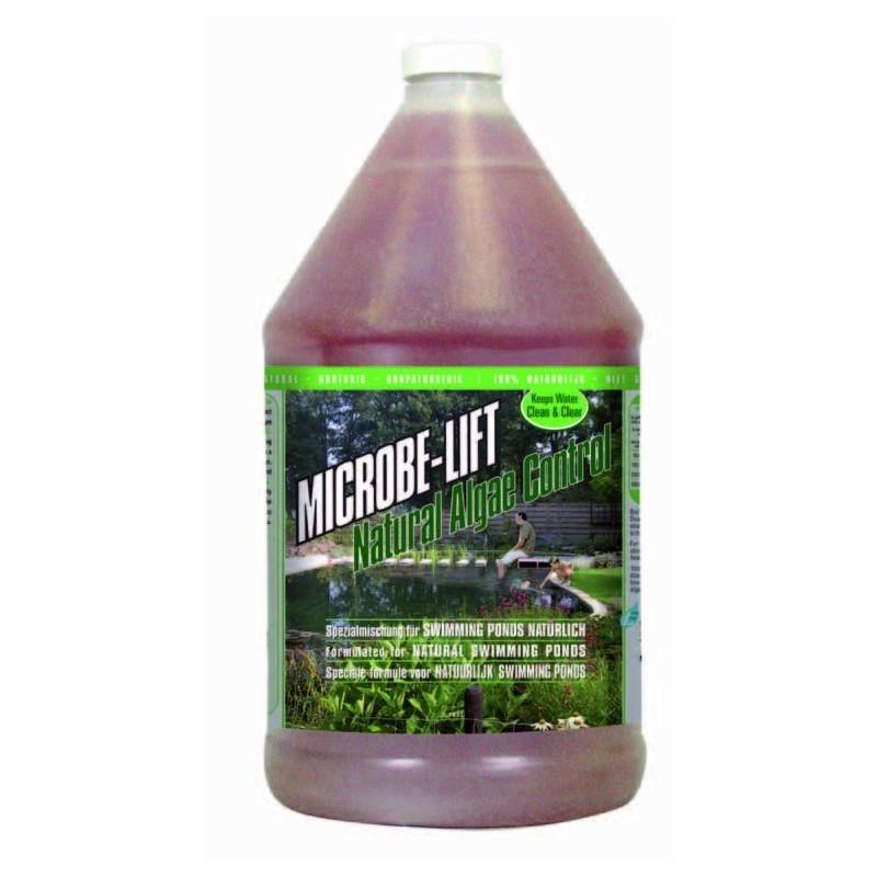 Microbe Lift® Natural-Algae Ničitel řas pro koupací jezírka 4l