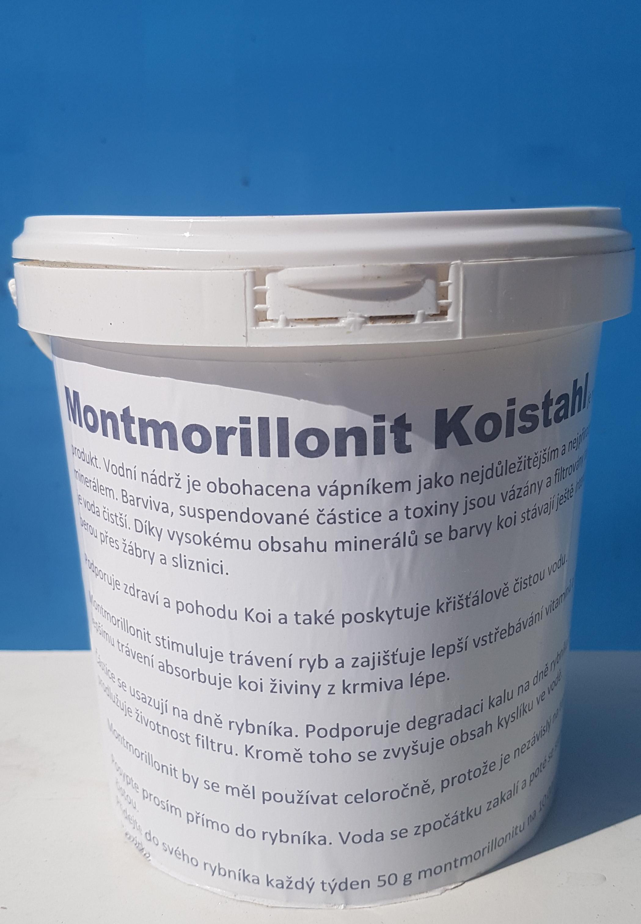 Montmorillonit Koistahl 5kg
