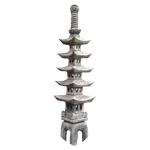 Pagoda velká špičatá
