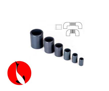 Potrubní díly / spojky trubek  40mm