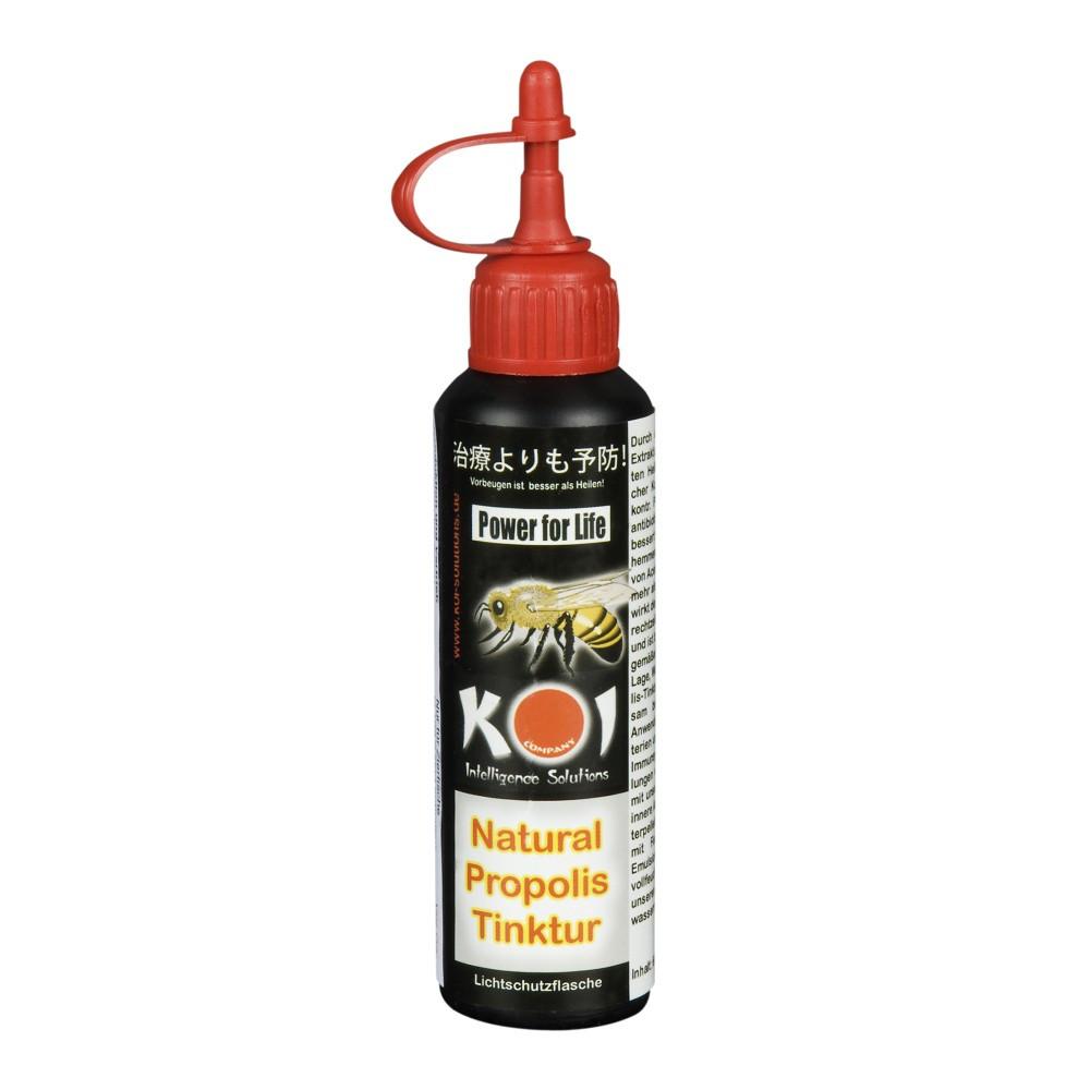 Přírodní propolisová tinktura 60 ml