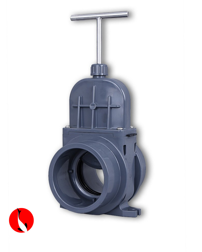 PVC šoupátko VDL 160mm