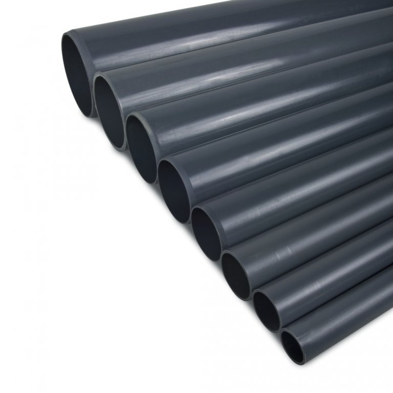 PVC trubka  90mm/2m