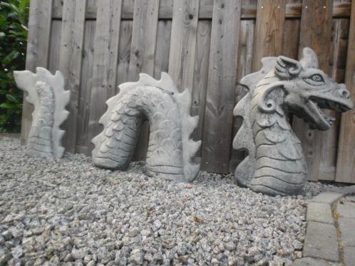 Socha draka 3 části velké