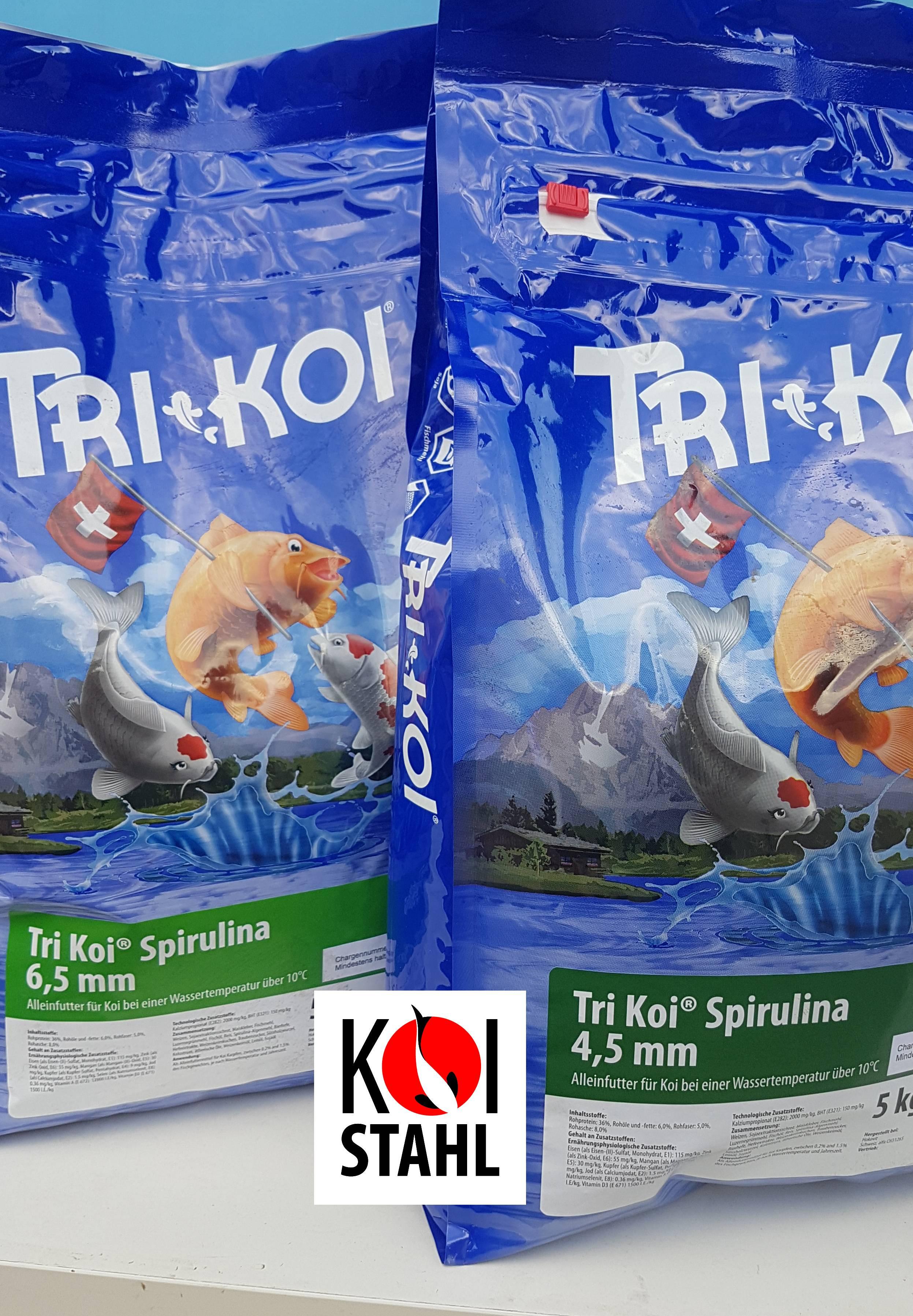 TriKoi  spirulina 4,5mm/5kg