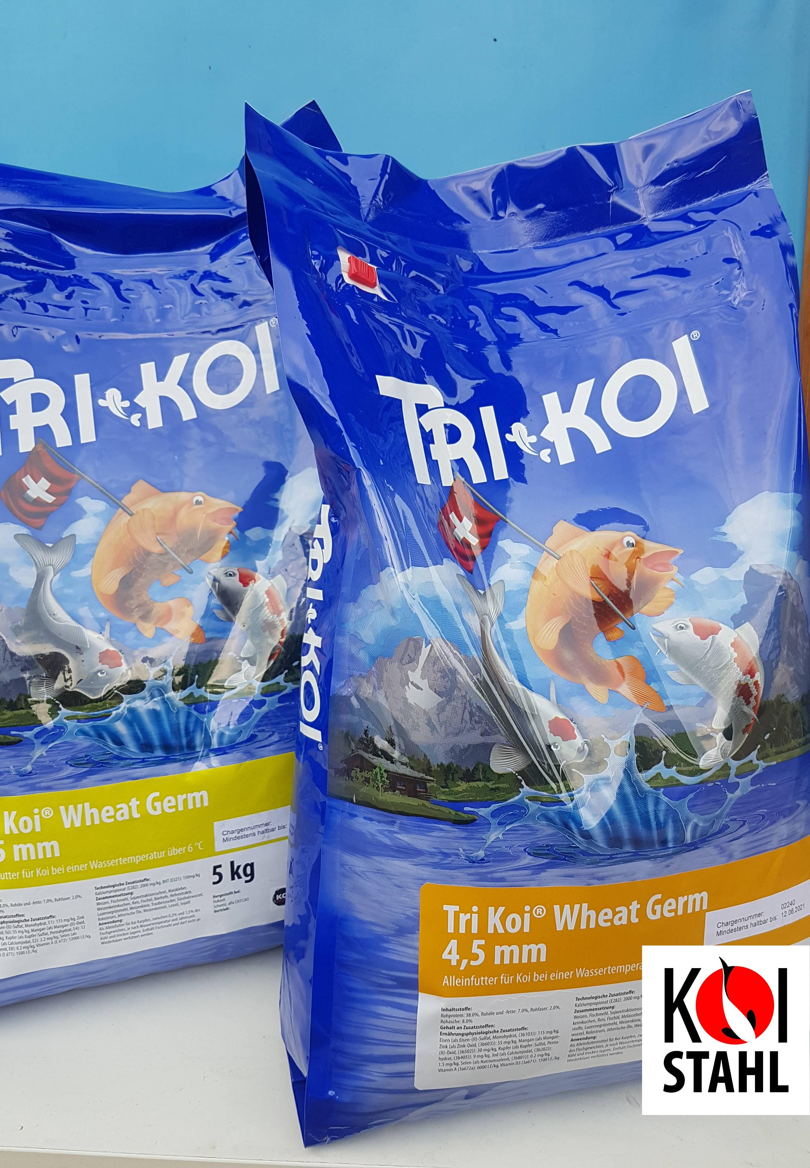 TriKoi  Wheat germ 4,5mm/5kg