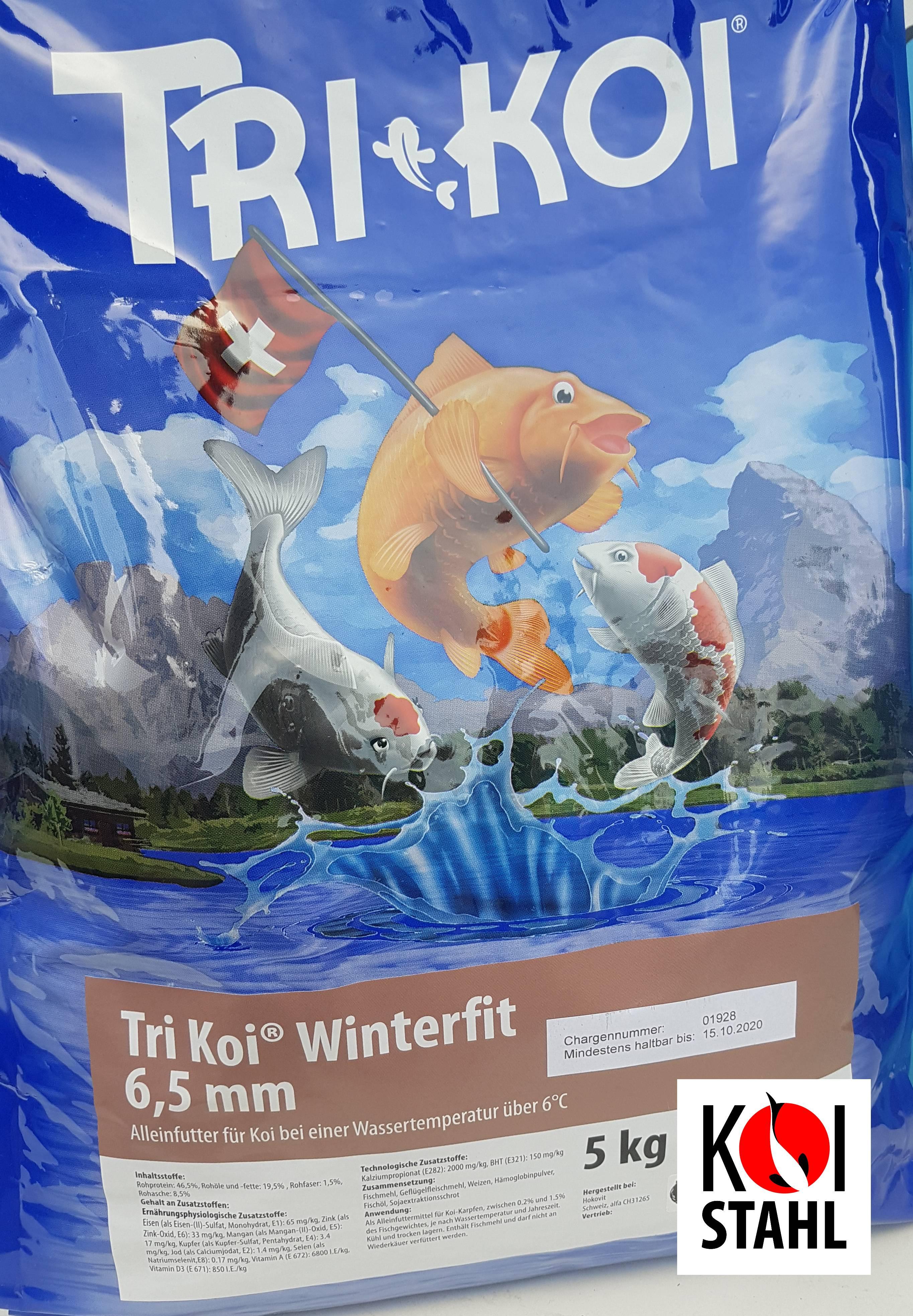 TriKoi  Winter fit 6,5mm/5kg