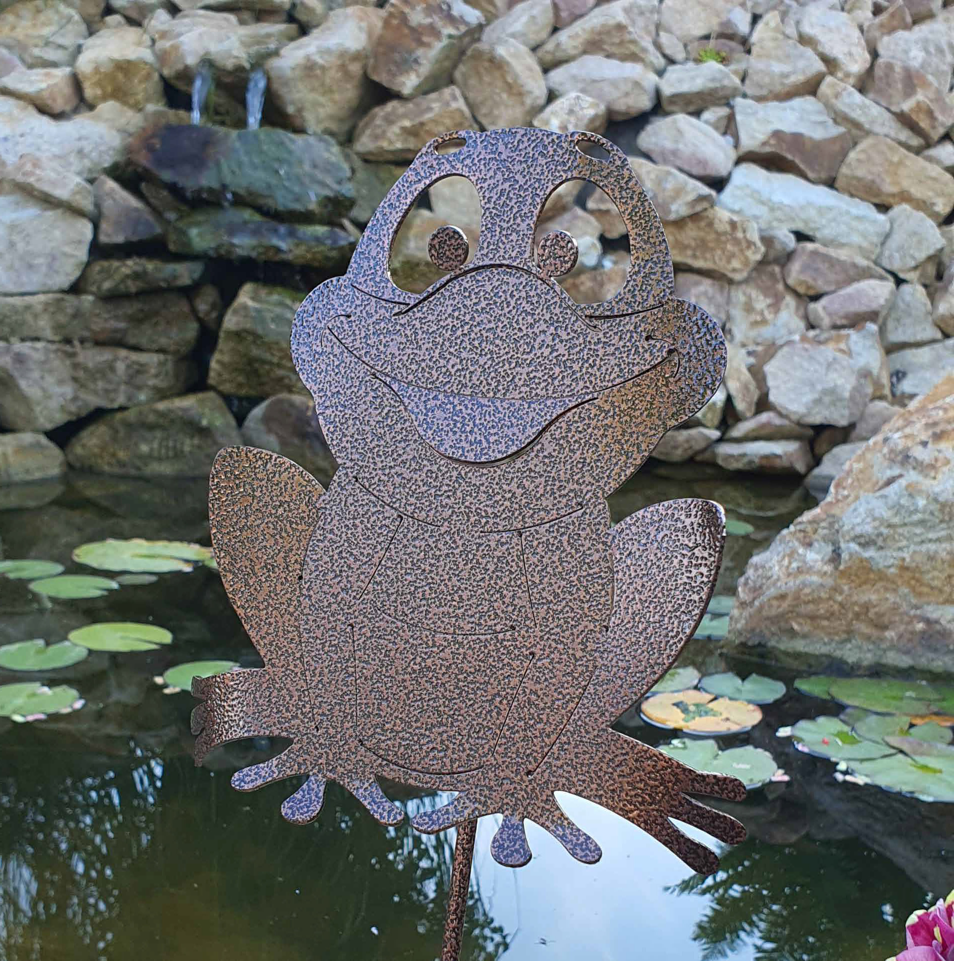 Zapichovátko žába